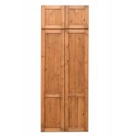 Puerta armario Pino finlandés machihembrada