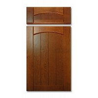 Puerta pino Alba tinte roble